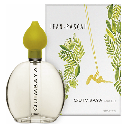 QUIMBAYA FEMME, JEAN PASCAL, REF. JP-005, 100 ML.