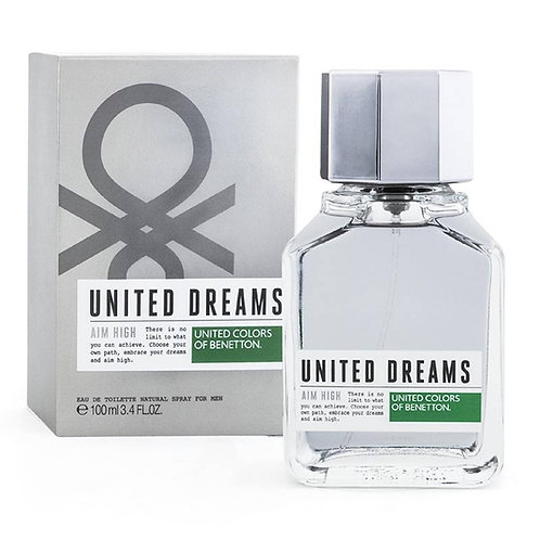 UNITED AIM HIGH, UNITED COLORS OF BENETTON, REF. 65102232, 100ML.