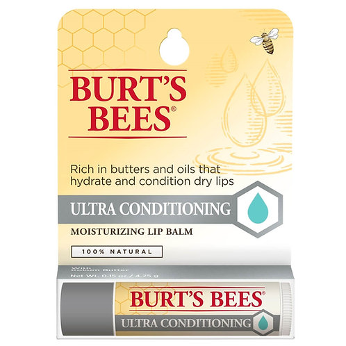 BURT'S BEES BALSAMO LABIOS ULTRA CONDITION COD. BUR-002