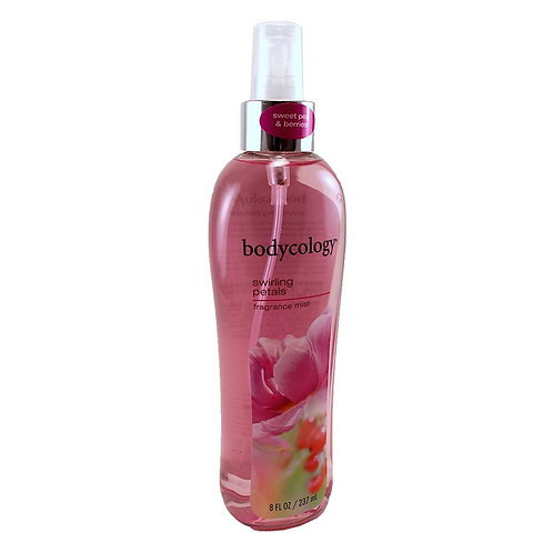 SWIRLING PETALS FRAGRENCE MIST, BODYCOLOGY, COD. BODY-038, REF. 3217, 237 ML.