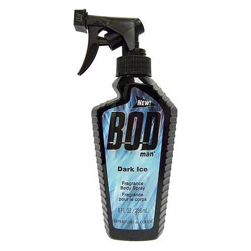 BOD MAN DARK ICE, BODY FANTASIES, REF. 5083, COD. BM-009,  236 ML.
