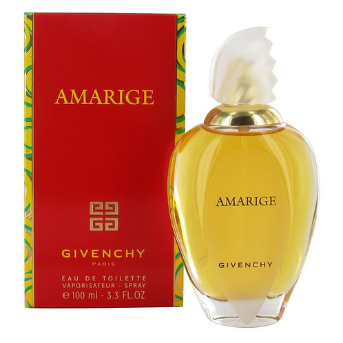 AMARIGE EAU DE TOILETTE SPRAY, GIVENCHY, REF. P812256, COD. A04-007, 100 ML.