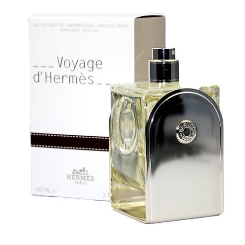 VOYAGE D'HERMÈS EDT, HERMÈS, REF. 26214, COD. V105-016, 100 ML.