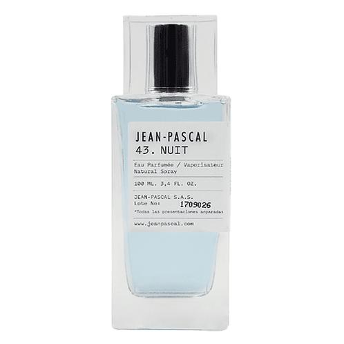 EAU PARFUMÉE NUIT 43, JEAN PASCAL, REF. JP-080, 100 ML.