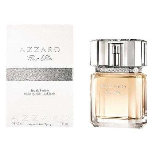 AZZARO POUR ELLE, REF. 972029, COD. A321-009, 50 ML.