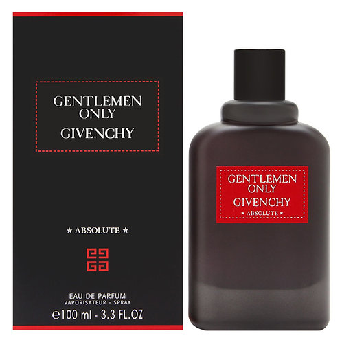 GENTLEMEN ONLY ABSOLUTE EDP, GIVENCHY, REF. P007421, COD. Y02-027, 100 ML.
