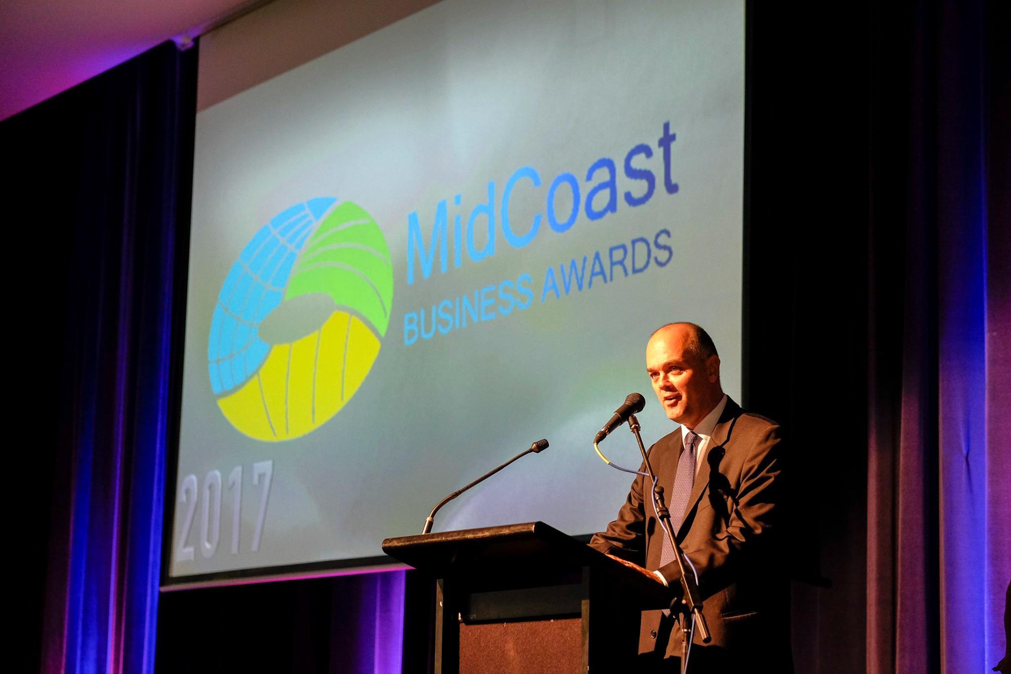 MidCoast Business awards