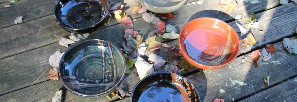 Set of Pasta/Pho bowls for commission