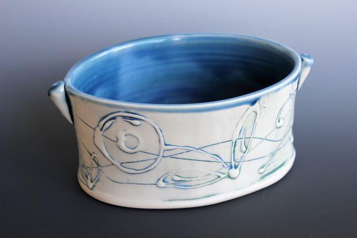 Bucket vase