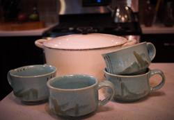 Soup Bowls $32