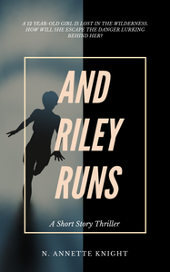 book cover for And Riley Runs eBook
