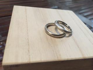 結婚指輪のお話