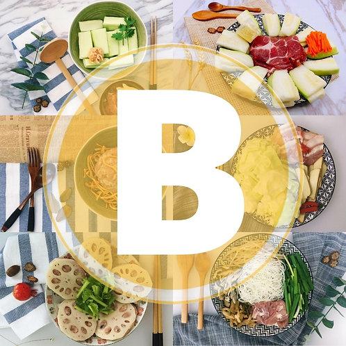 特選6餸B餐(定期更新)(只限11月20-12月3日送貨)