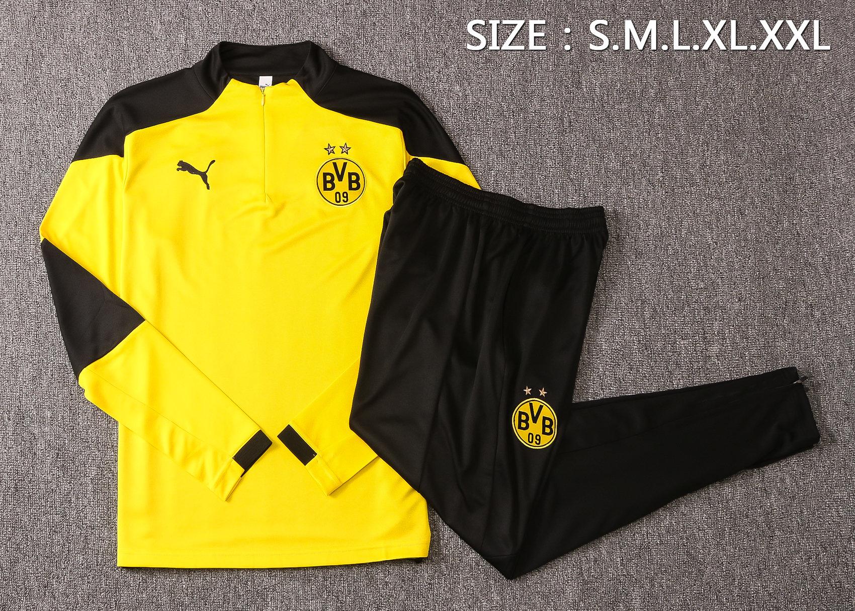 Tuta Allenamento Lunga Borussia Dortmund 20/21 | Calcio store