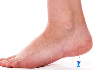 Heel Pain/Plantar Fasciopathy - previously known as plantar fasciitis