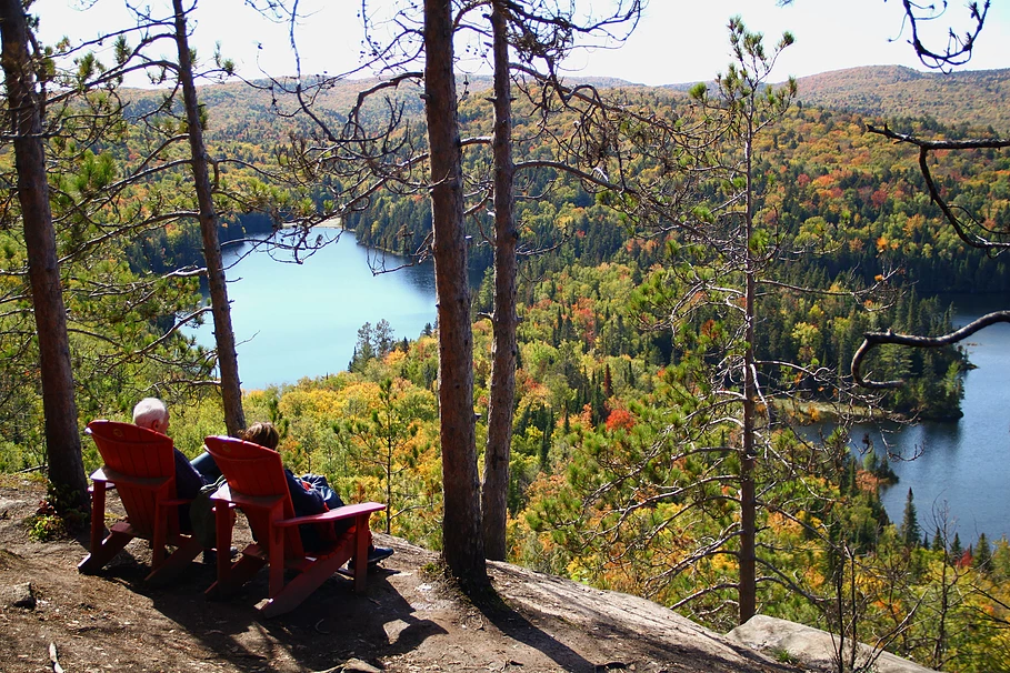 La Mauricie view point