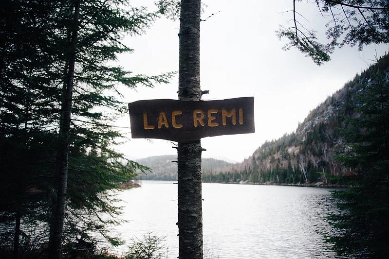 Sepchutes Lac Remi view