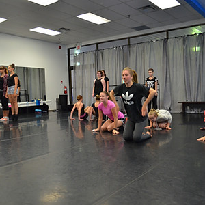 Choreography Certificate Workshop