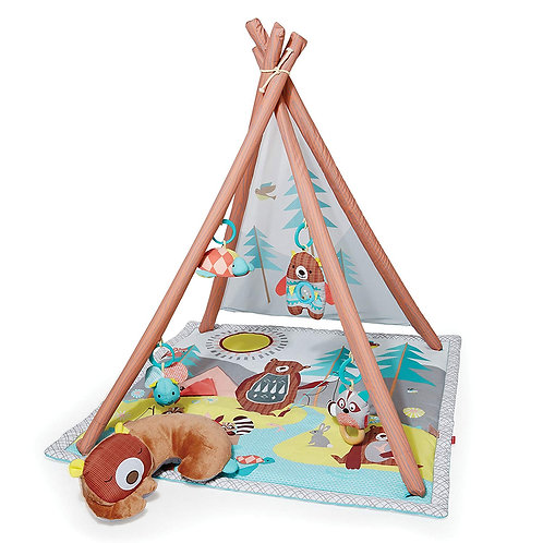Baby Camping Cubs Activity Gym and Play-mat