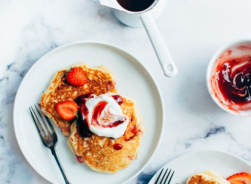 Recipe of the Week: Fluffy Pancakes with Vinegar!?