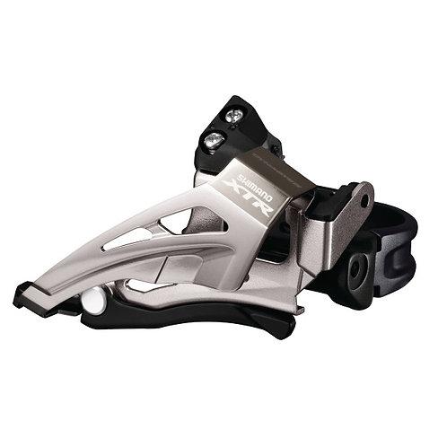 Shimano Dérailleur avant XTR FD-M9025 Double 11-vitesses Down-Pull