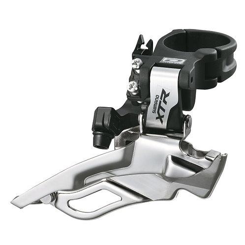 Shimano Dérailleur avant XTR FD-M981 Triple 10-vitesses Dual-Pull