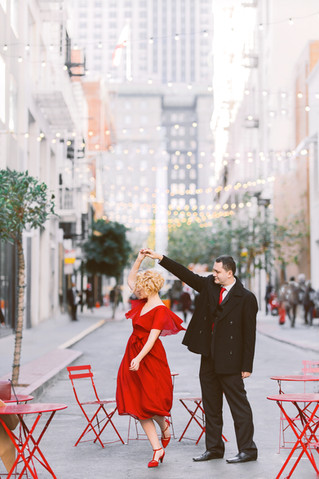 Christmas minis 2017 | Downtown San Francisco | Christmas Instagram spots SF