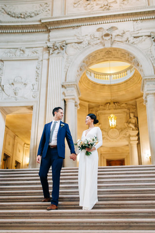 A & A | City Hall Elopement