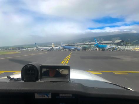 L'Aéroclub de la Réunion inaugure son premier vol au départ de l'aéroport de Roland Garros