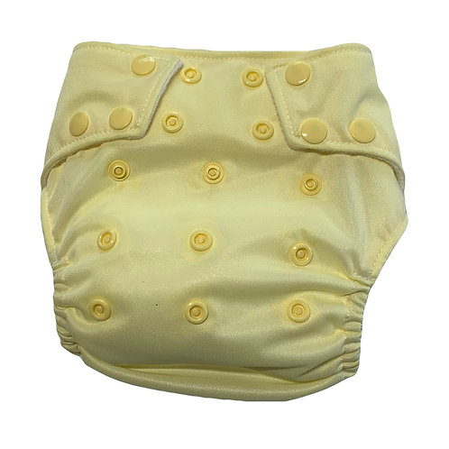 Lemon PUL Nappy