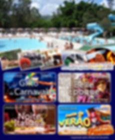 Carnaval 2020 - Parque Hotel e JS Hotel.