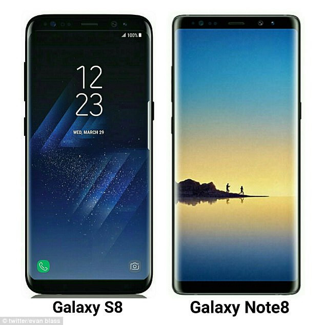 The Note 8 Is Evolutionary Not Revolutionary