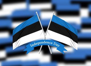 Vabariigiaastapäeva pühitsemine (Estonian Independence Day Celebration 2017)