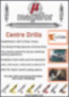 Magafor centre drills - CD - Short versi