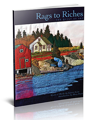 Rags to Riches: The Quilt as Art - Softcover