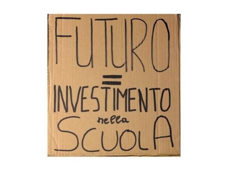 Futuro è investimento nella scuola