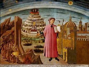 La Divina Commedia, Dante, e oggi
