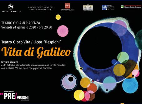 La vita di Galileo secondo la 4F