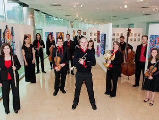 Spotlight Sunday Feature - Hartford Independent Chamber Orchestra {HICO}