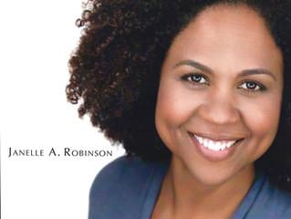 Spotlight Sunday - Janelle Robinson