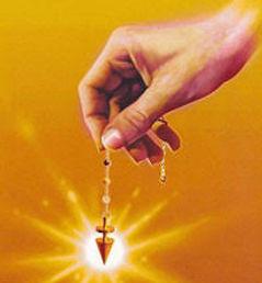 atelier sur le pendule - saintes
