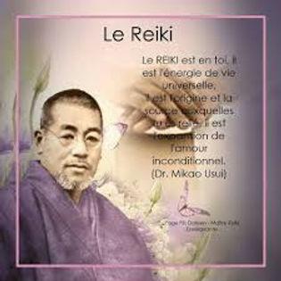 Maitre enseignant en reiki - saintes
