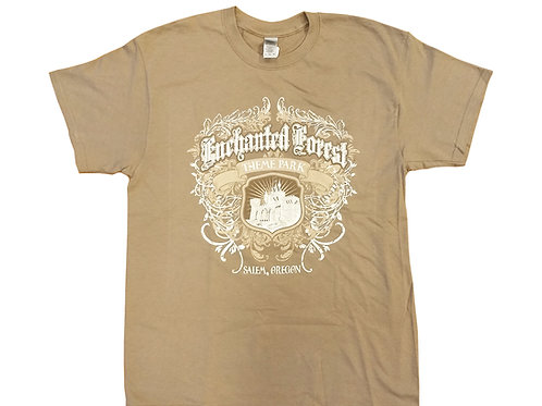 Adult Enchanted Forest Pub T-Shirt