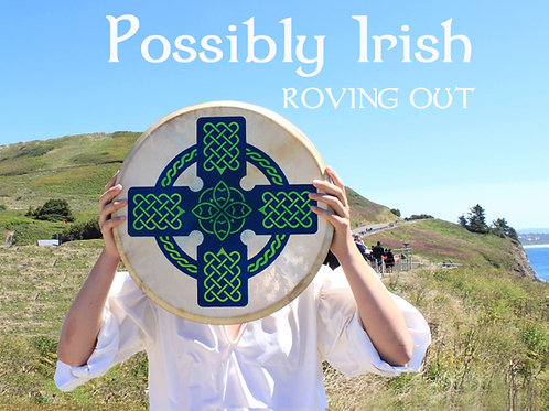 Possibly Irish CD - Roving Out