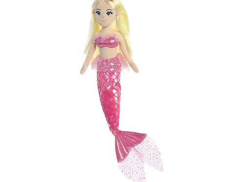 Mermaid Plush: Angela