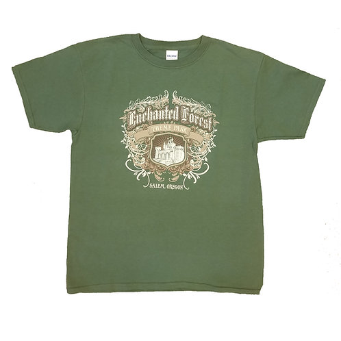 Youth Enchanted Forest Pub T-Shirt
