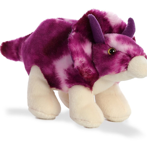 Triceratops Plush, Roars when Squeezed