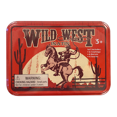 Wild West In A Tin