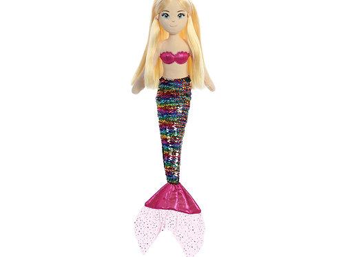 Mermaid Plush: Isla