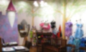 Facepainting store